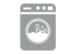 完全個別洗濯・乾燥